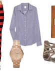 New Spring 2011 Stripe: 3 Outfits For Every Girl