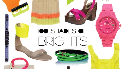 100 Shades of Brights To Buy Right Now! | StyleCaster