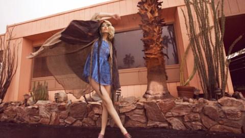 Lindsey Thornburg: Coachella, Shrooms and Cali Glam (VIDEO) | StyleCaster