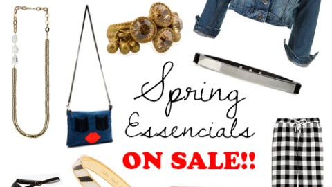 75 Spring Essentials On Sale! | StyleCaster