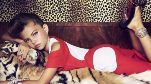 Lanvin To Release The Chicest Childrenswear In All The Land | StyleCaster