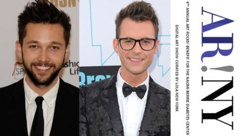 Hang Out With Brad Goreski and Support Art at Art Rocks! | StyleCaster