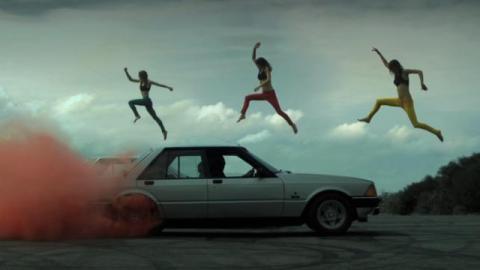 "Bambi Northwood-Blythe's Big Ups in Ksubi's ""Kolors"" (Video) | StyleCaster"