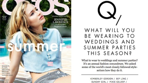 ASOS Gets Summer Party Picks From British It Girls | StyleCaster