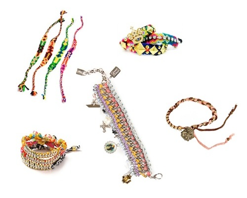 12 Friendship Bracelets To Channel Your Inner Summer Camp