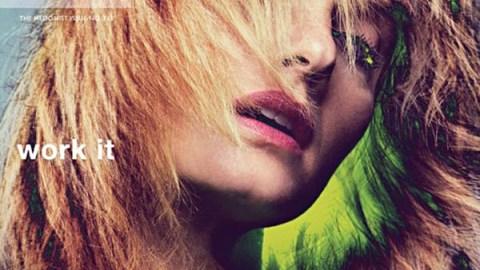 DVF on Oprah Today! Amber Valletta's i-D Cover   StyleCaster