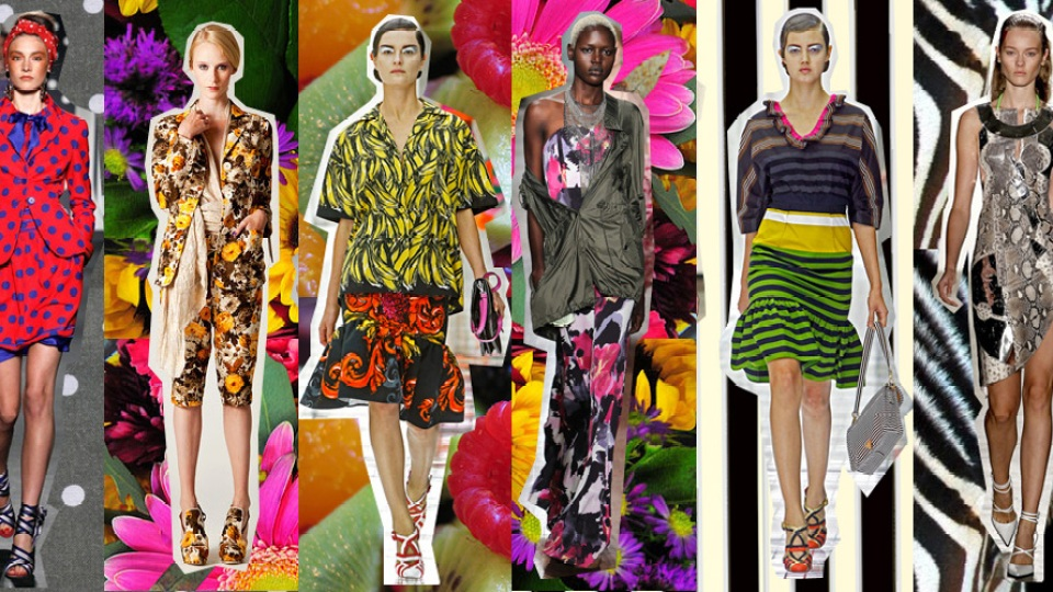 Shopping Spring 2011's Five Best Prints | StyleCaster