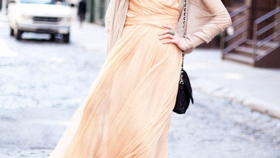 Shimmer for Summer Street Style | StyleCaster