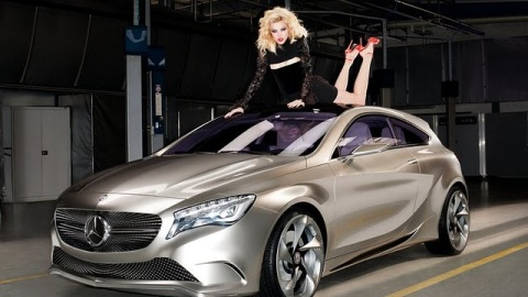 Terry Richardson, Jess Stam & Giles Deacon In Hot New Car Ad | StyleCaster