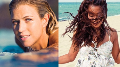 Surfer Girls: Two Pros Share Their Beach Beauty Tips | StyleCaster