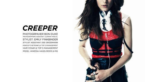 Creeper: A StyleCaster Fashion Editorial | StyleCaster