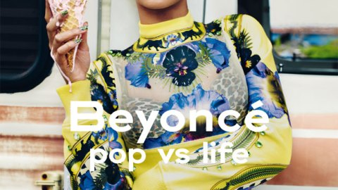 Beyonce Does Dazed & Confused In Custom Givenchy | StyleCaster