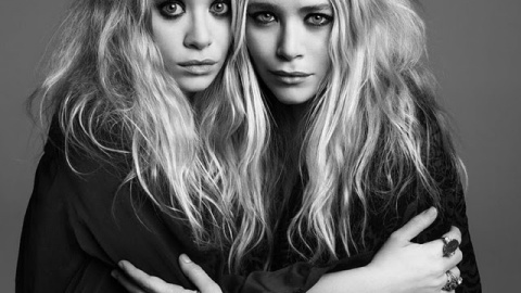 Mary-Kate & Ashley Turn 25 Today! Here's The Row Resort 2012 | StyleCaster