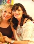 Frieda and Nellie: Friendship Bracelets & Serendipity