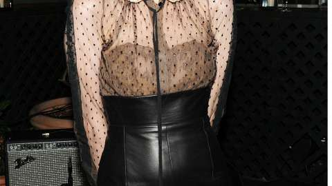 Warm Weather Leather: A Trend for All Seasons | StyleCaster