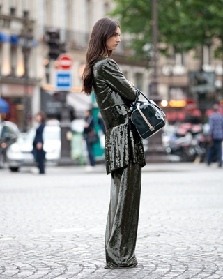 Designer Lookbooks Are Getting the Street Style Treatment