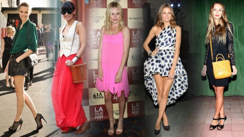 5 Lessons in Summer Style From The Street to the Red Carpet | StyleCaster