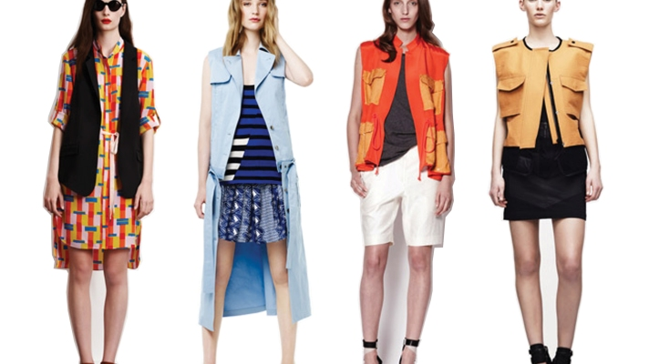 Resort 2012 Trend: A Vest to Impress