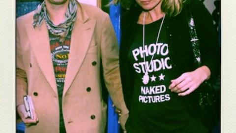Kate Moss' Wedding Mixtape: Songs For A Rock & Roll Romance | StyleCaster