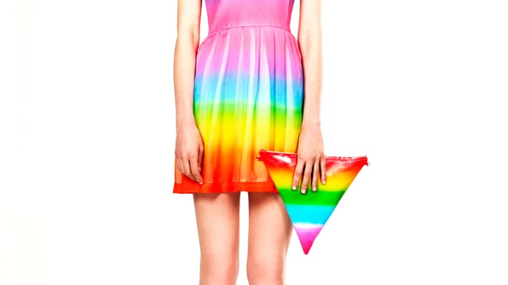 Resort 2012 Trend: The Rainbow Connection