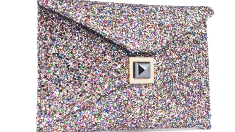Kara Ross Designs the Perfect Envelope Clutch | StyleCaster