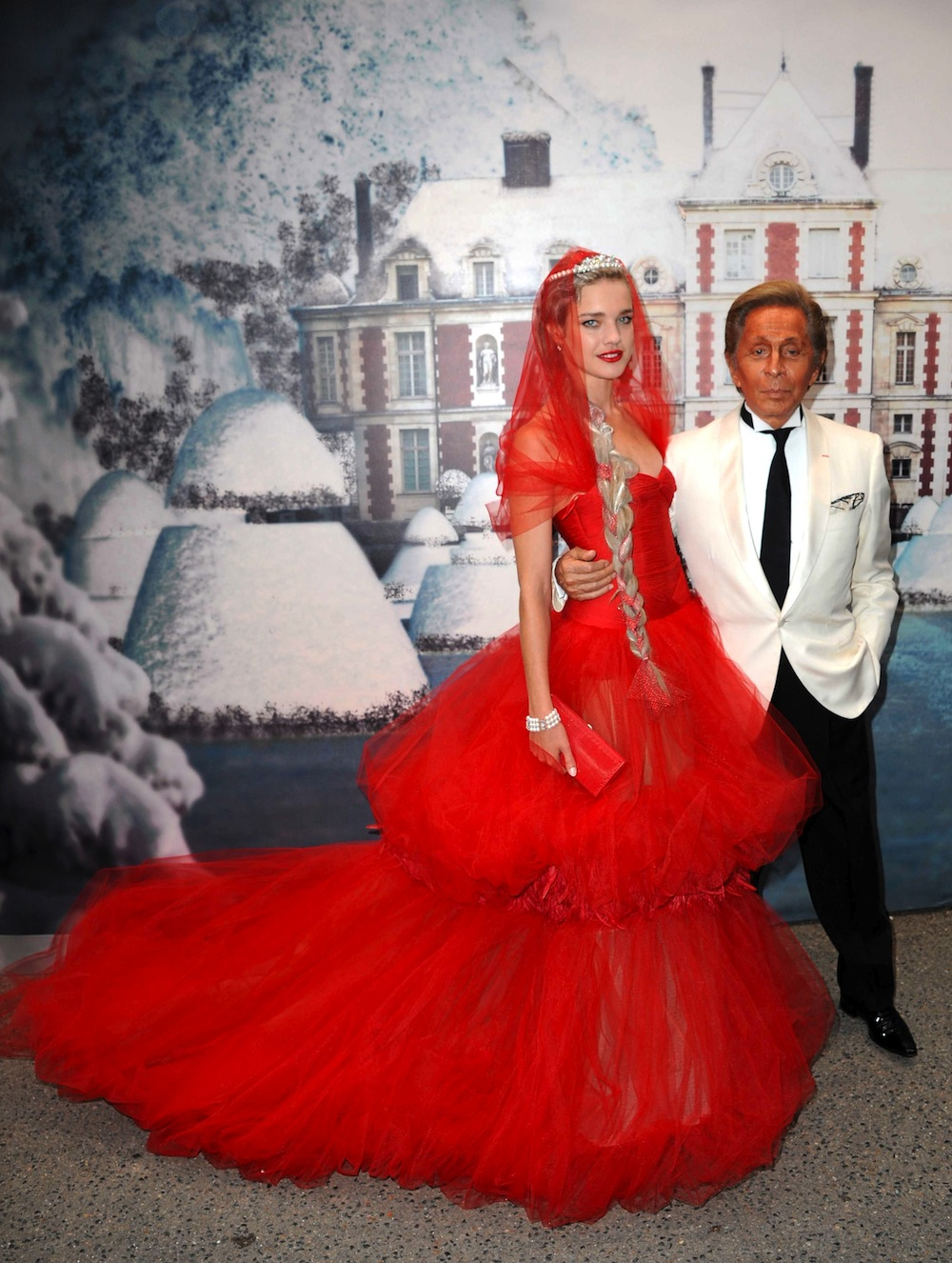 Love Ball, de Natalia Vodianova, arrecada R$ 15 milhões