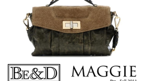 Win Your Perfect Fall Handbag From Be & D | StyleCaster