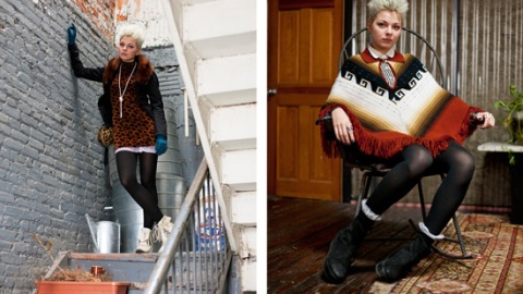 A Street Style Sensation Shows Us What It Takes to Get Shot   StyleCaster