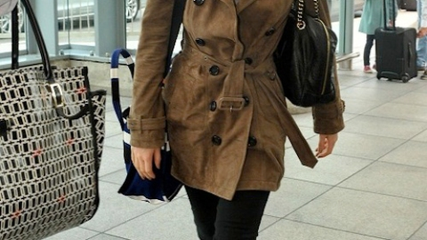 Get Emma Watson's Effortless Airport Style: Shop The Look | StyleCaster
