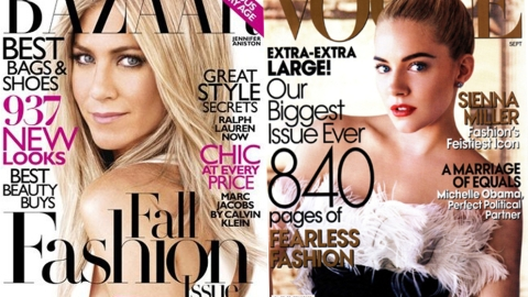 Battle of the September Issues: Will Vogue Be The Victor? | StyleCaster