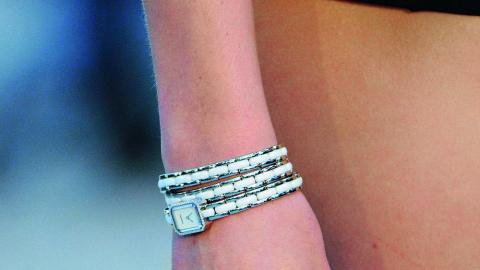 Swoon Alert: Chanel's Wrap Around Watch is Deadly Amazing | StyleCaster