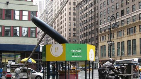 Hope for the Garment District   StyleCaster