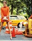 Editorial Wars: Karlie Kloss Takes New York City… Twice!