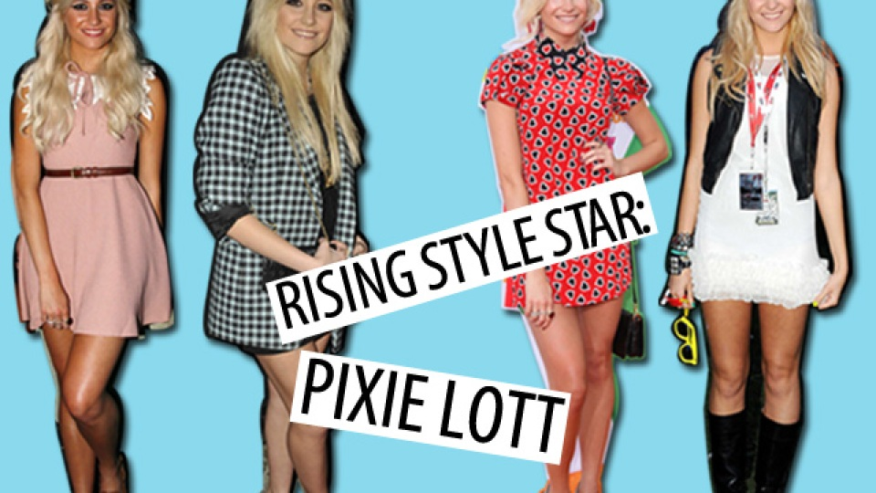 Pixie Lott Is Our Favorite Style Star on the Rise   StyleCaster