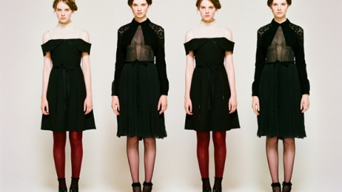 The Rodarte x Opening Ceremony Fall Look Book is Gorgeous! | StyleCaster