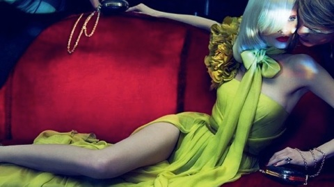 The Gucci Fall 2011 Campaign Video Is as Glam as You Can Get | StyleCaster
