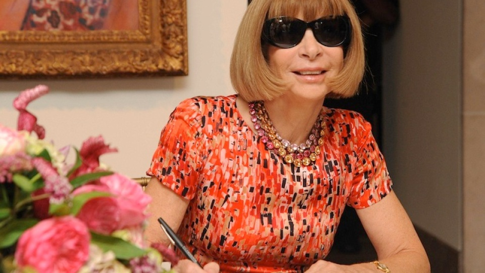 Anna Wintour Says the Voguettes Don't Think She's Scary | StyleCaster