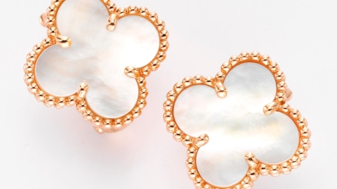 Support Breast Cancer Research with Van Cleef & Arpels | StyleCaster