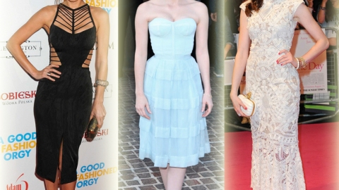 5 Most Stellar of the Week: Annie in McQueen & Colombiana | StyleCaster