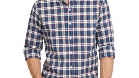 Billowing Muffin-Tops Be Gone: Bonobos' New Sport Shirts | StyleCaster