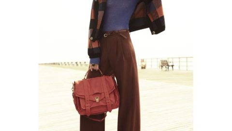 Intermix's Latest Lookbook Has Us Psyched For Fall | StyleCaster