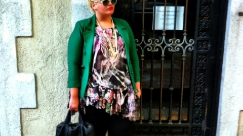 Curvy, Meet Couture: NYC Blogger Talks Fashion That Fits | StyleCaster