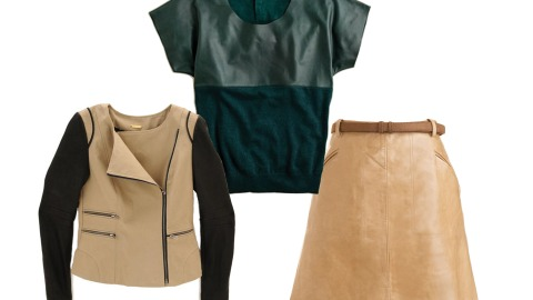 Toughen Up Your Fall Wardrobe, 40 Leather Investment Pieces | StyleCaster