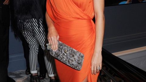 Gwyneth Is Lovely In Lanvin At Coach Dinner In London   StyleCaster