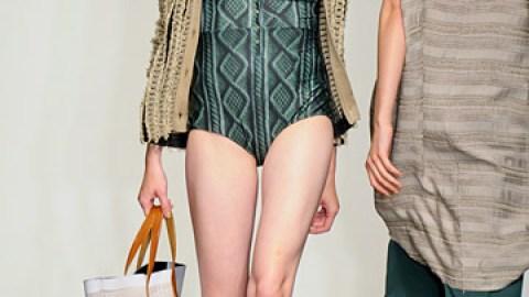 NYFW SS 2012: Rachel Comey's Bold Prints & Accessories | StyleCaster