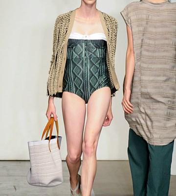 NYFW SS 2012: Rachel Comey's Bold Prints & Accessories