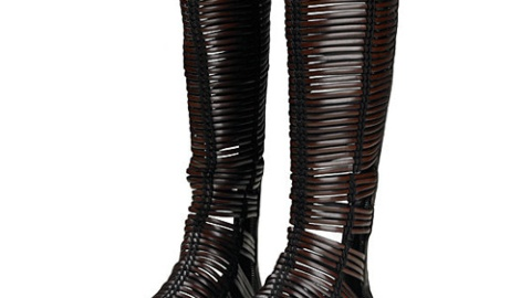 Sigerson Morrison Gladiator Boot   StyleCaster