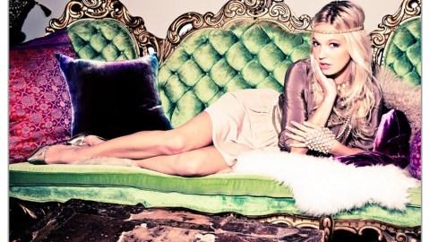 Peep Allison Chomer's Debut Spring 2012 Lookbook | StyleCaster