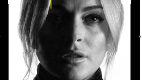 Lindsay Lohan Covers Latest Issue of Lovecat Magazine | StyleCaster