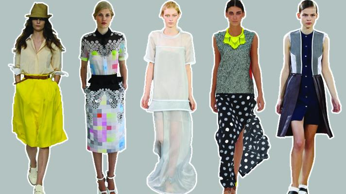 London Fashion Week: Top Looks From The First Half